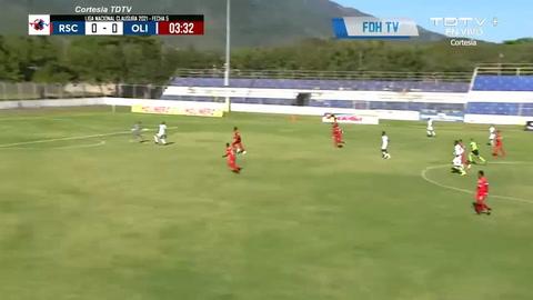 Real Sociedad 1-2 Olimpia (Liga Salvavidas)