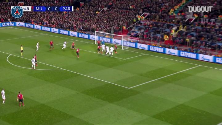 عودة بالذاكرة: تمريرتين حاسمتين لأنخيل دي ماريا أمام مانشستر يونايتد