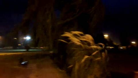 Otra noche de tormentas severas en Mendoza
