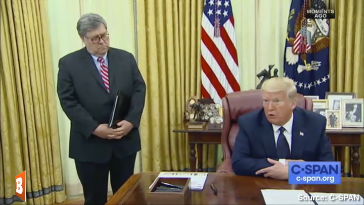 Barr: Social Media Platforms that Censor Content Should Lose Section 230 'Shield'