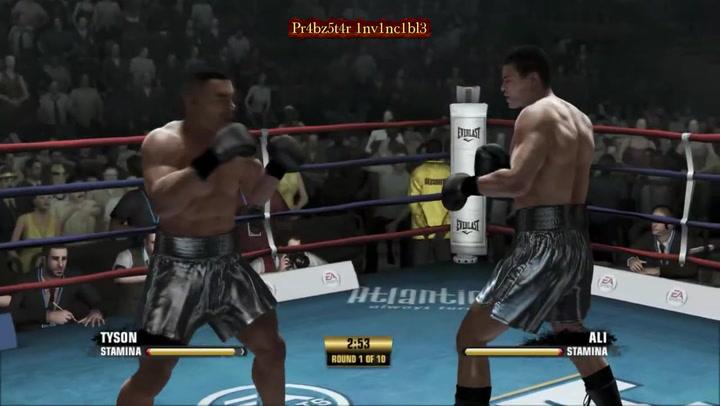 Múltiples simulaciones de videojuego fantasean con el combate del siglo: Ali vs. Tyson