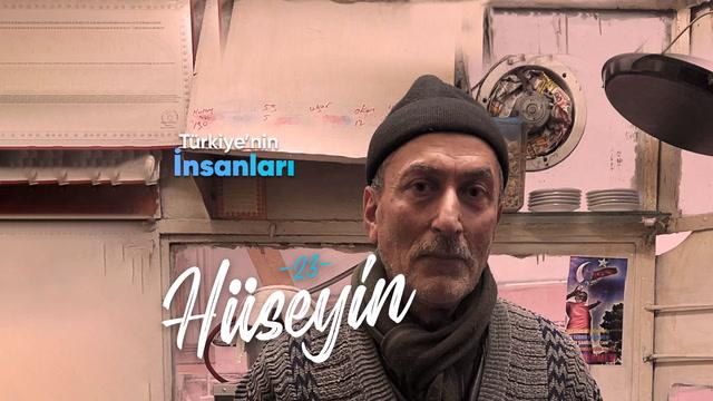 Türkiye'nin İnsanları - Çaycı Hüseyin