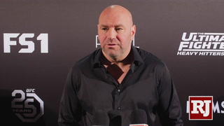 Dana White on what's next for Usman and the flyweight division