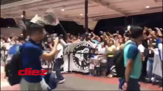 El espectacular recibimiento de los salvadoreños al Alianza tras rozar el milagro ante Tigres en la Champions de Concacaf