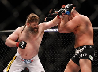Covering the Cage: Roy Nelson interview