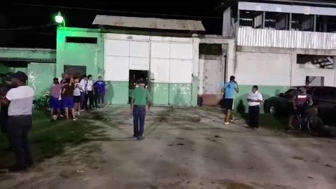 Selección de Honduras entrenó en Choloma y recibió muestras de cariño