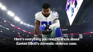 Watch: Everything you need to know about Ezekiel Elliott's domestic violence case