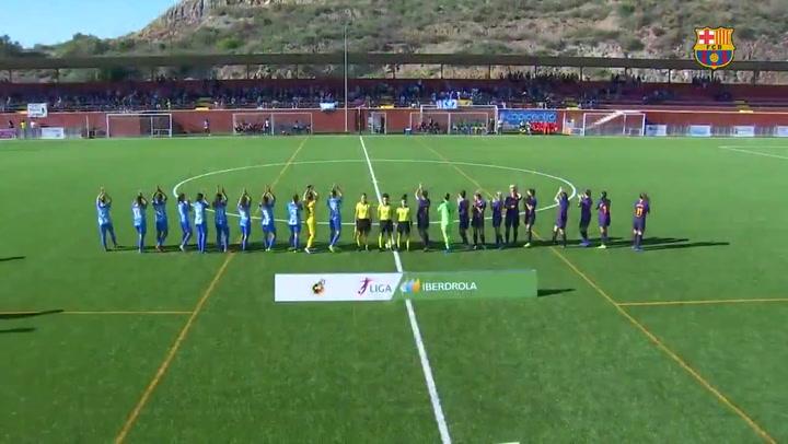 Previa del Barça - Málaga de futbol femenino