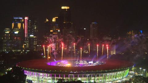 Las Dos Coreas Desfilan Juntas En Apertura De Juegos Asiáticos