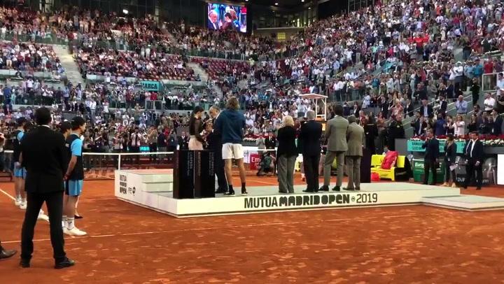 Djokovic, campeón del Mutua Madrid Open