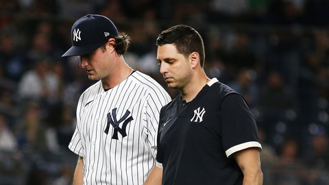 Can Yankees overcome potential loss of Gerrit Cole with their lack of offense?