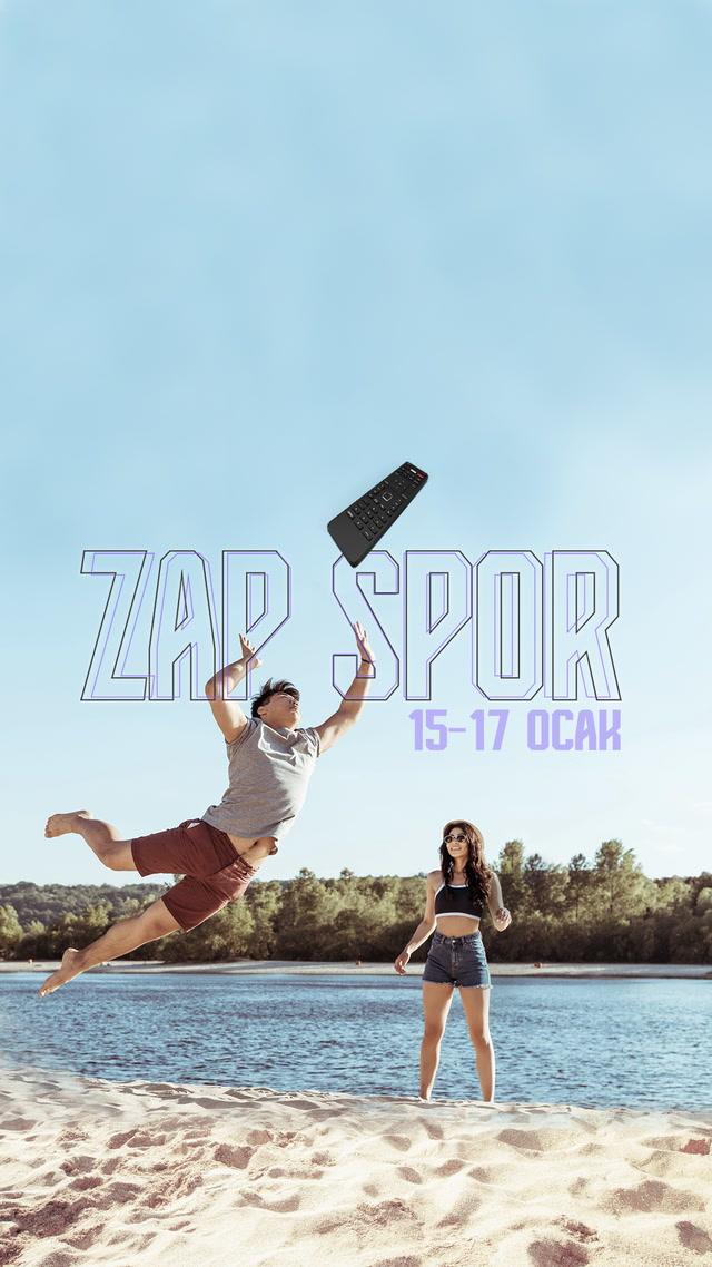 Zap Spor / 15-17 Ocak