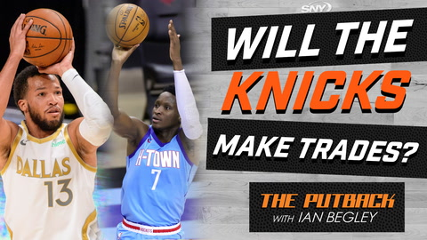 The Putback Extra: Will the Knicks target Victor Oladipo or Jalen Brunson?