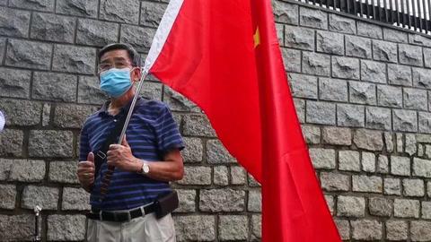 El Gobierno hongkonés afirma que no cederá a las