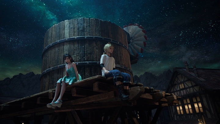 Final Fantasy Vii Remake - Tema principal