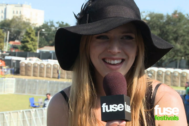 Festivals: Voodoo 2013: ZZ Ward Once Saved Lou Reed's Dog