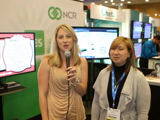 CETW12: NCR & Screenreach, integrating mobile in retail digital signage and kiosks