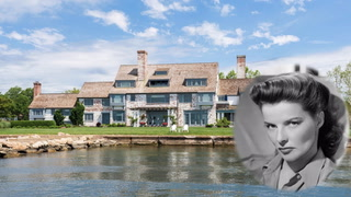 After 6 Years, Katharine Hepburn's Luxe Estate Returns to the Spotlight