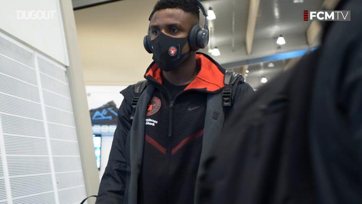 El FC Midtjylland viaja a Italia para su partido ante el Atalanta