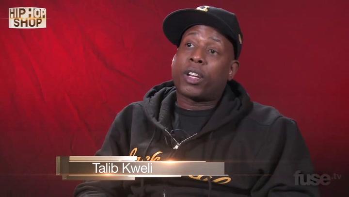 Shows: Hip Hop Shop:Talib on Biggie's Legacy & Impact - Hip Hop Shop