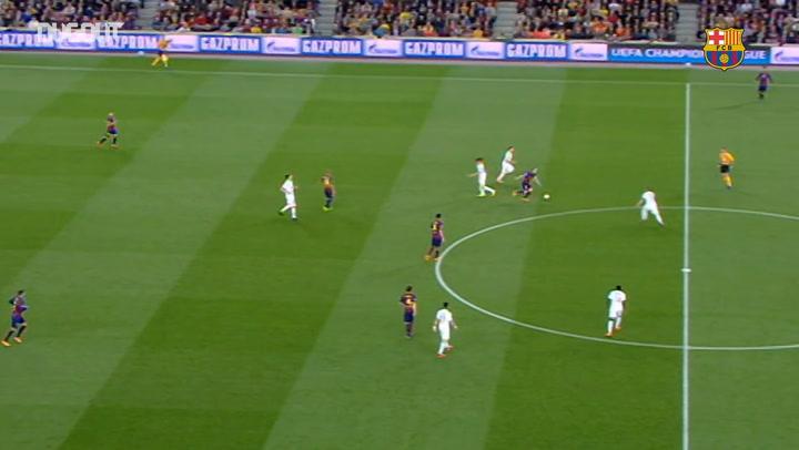 Neymar brace against PSG books Champions League semi-final place