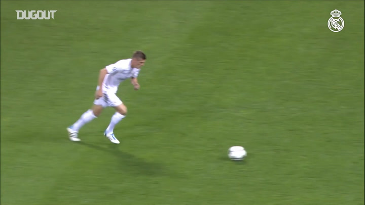 Toni Kroos' Best Assists For Real Madrid