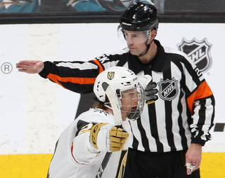 "Golden Knights Say an ""Awful Call"" Cost Them the Series – Video"
