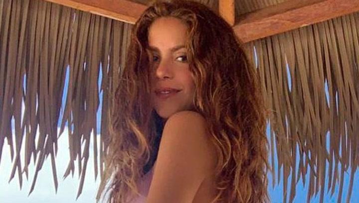 Shakira se somete al último 'challenge' viral