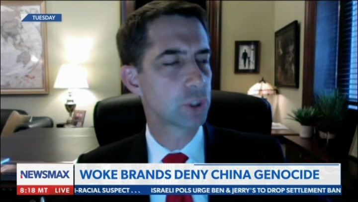 Marlow: Woke Corporations Are 'Apparatchiks Doing Propaganda for the Beijing Regime'