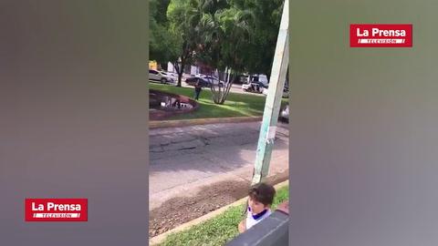 Balaceras en Culiacán por captura del hijo del Chapo Guzmán