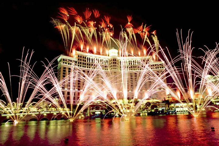 MGM Resorts International acquired the property from Steve Wynn in 2000.  (Tara Mack/Las Vegas Review-Journal)