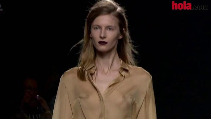 Fashion Week Madrid otoño-invierno 2014-2015: Duyos