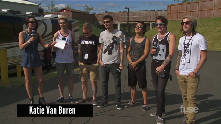 Festivals: Warped Tour 2013: Metal Sextet We Came as Romans Return to 'Roots' on 3rd Album - Exclusive Interview