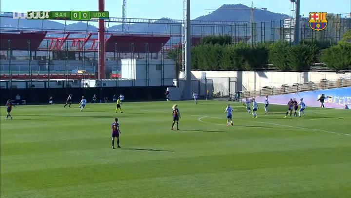 Highlights: FC Barcelona Femení 3-0 UD Granadilla Tenerife Egatesa