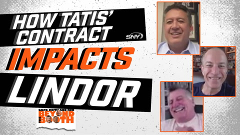 Beyond the Booth Live: How Fernando Tatis Jr.'s contract impacts Mets' Francisco Lindor negotiations
