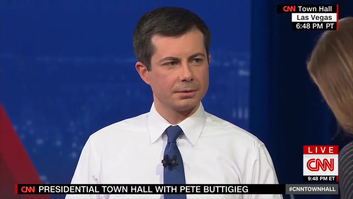 Buttigieg: Trump 'Never Met a Corrupt Politician He Didn't Like'
