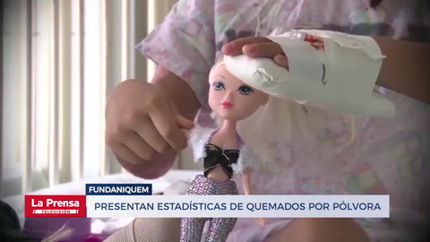 Noticiero LA PRENSA Televisión, edición completa del 2-1-2019. Presentan estadísticas de quemados por pólvora