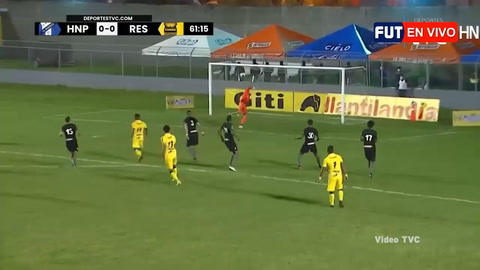 HNP 0-2 Real España (Liga Salva Vida 2020)