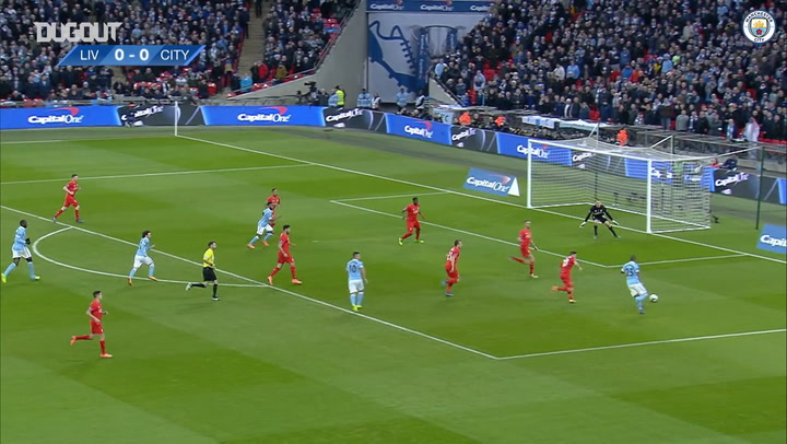 Man City lift 2015-16 League Cup over Liverpool