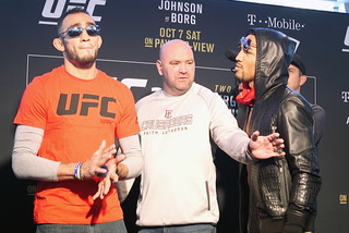Covering The Cage: UFC 216 picks