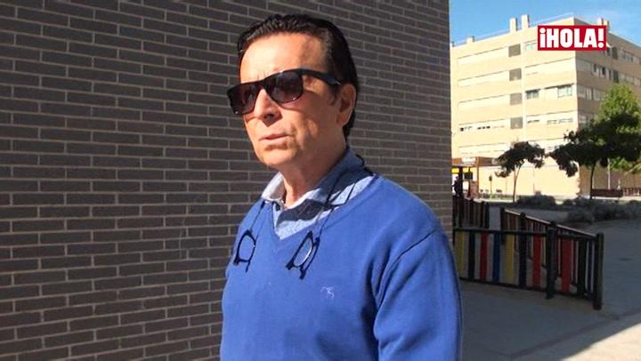 José Ortega Cano explica el accidente de su hijo José Fernando