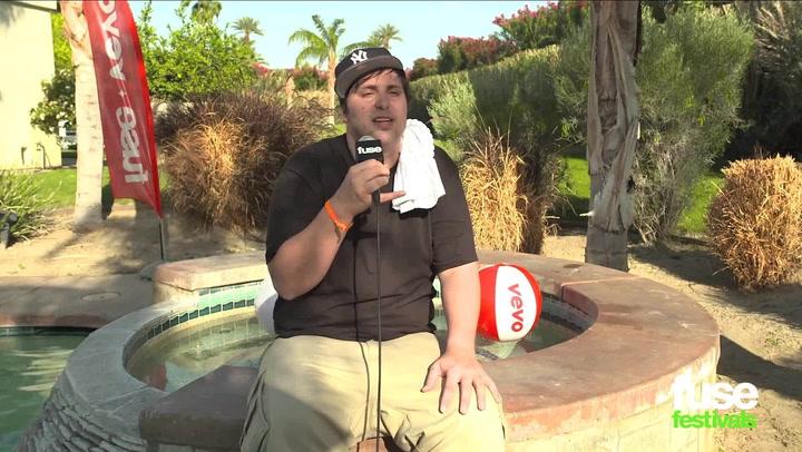 Pretty Lights: EDM's Phoenix-Loving Tortured Genius At Coachella