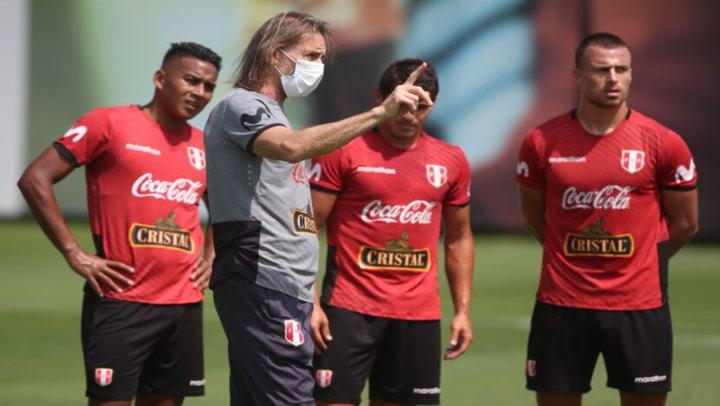 Selección peruana inició el segundo microciclo con jugadores del torneo local