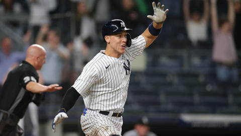 Who are the real threats to the Yankees in the AL?