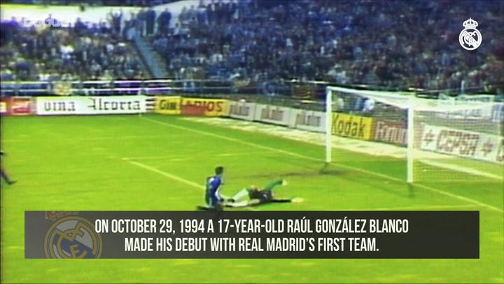Cult Heroes: Raúl
