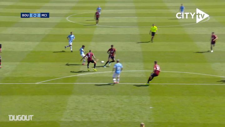 Incredible Goals: Raheem Sterling vs Bournemouth
