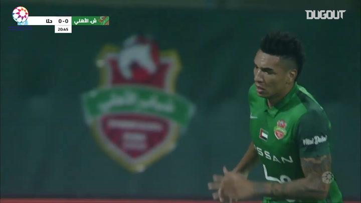 Highlights: Shabab Al-Ahli 3-0 Hatta