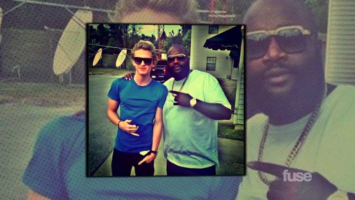 Cody Simpson Remembers Meeting Rick Ross