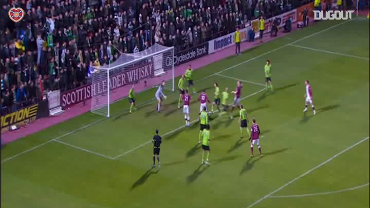 Throwback: Hearts 2-0 Celtic