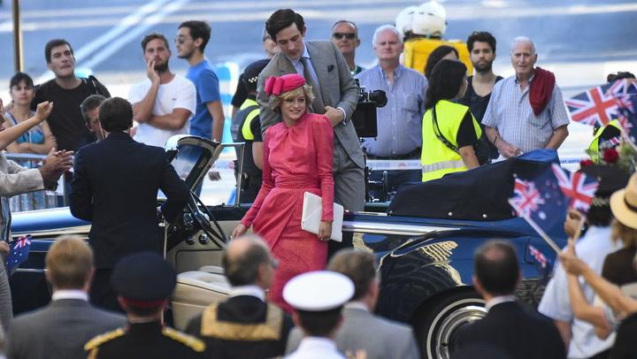 El príncipe Guillermo ¿en la cuarta temporada de \'The Crown\'?